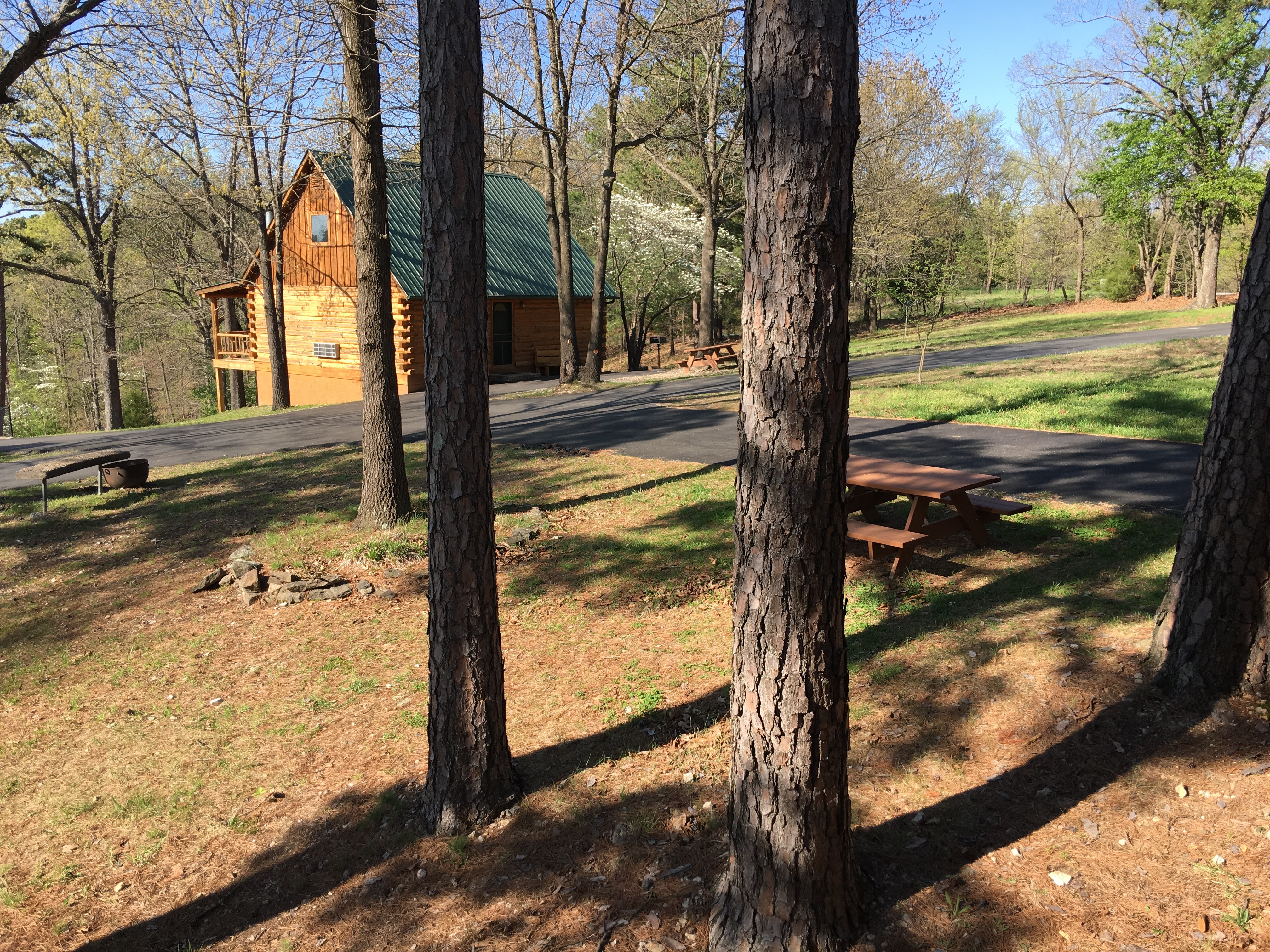 Couples Cabin 2 Wild Plum Cabins